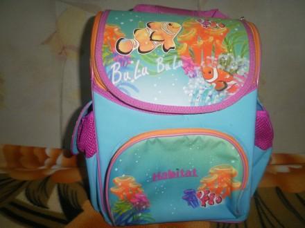 Продам портфель школьный для девочки. Харьков. фото 1