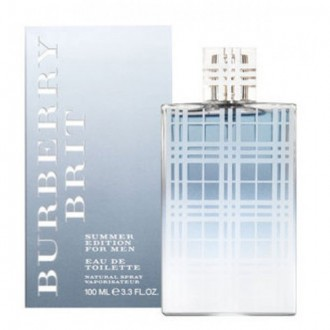 Burberry Brit Summer for Men туалетная вода 100 ml. Барбери Брит Саммер Фор Мен. Киев. фото 1