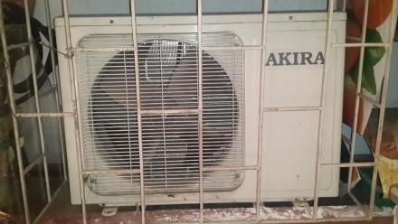 Продам кондиционер AKIRA модель AC-S7HU/NP (сплит: внешн+внутр блок). Миколаїв. фото 1