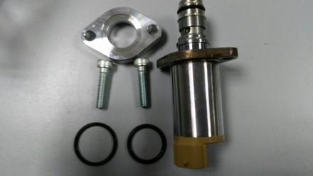 Клапан отсечки топлива Е3 33130-48700 к грузовику Hyundai HD 65/72/78.. Черкассы. фото 1