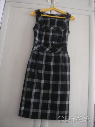 Платье в идеальном состоянии, практически новое, одевала его два раза на концерт. Ирпень, Киевская область. фото 1