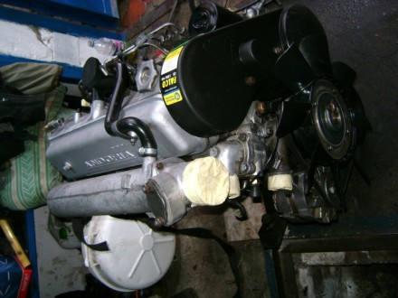 Двигуни готові до монтажу під коробку передач УАЗ всіх модефікацій. Встановлені . Ровно, Ровненская область. фото 5