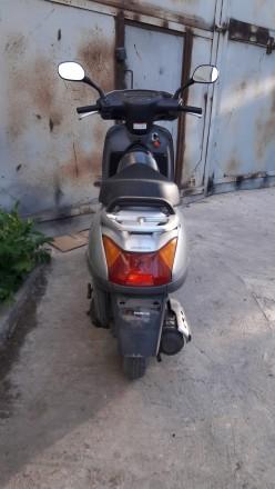 Honda Lead AF48 (Хонда Лид) - полноценный 2-х местный скутер. Модный 50 кубовый . Одесса, Одесская область. фото 4