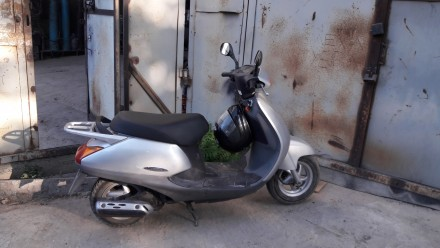 Honda Lead AF48 (Хонда Лид) - полноценный 2-х местный скутер. Модный 50 кубовый . Одесса, Одесская область. фото 3