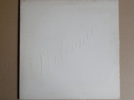 Santana – Welcome (Columbia – PC 32445, US) EX+/EX+. Днепр. фото 1