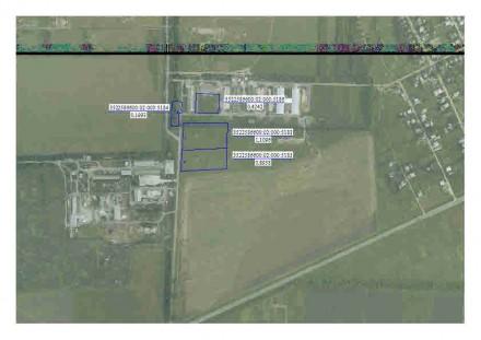 Продам земельные участки (приватизированные) - 6 участков = 4 гектара, (5 участк. Кропивницкий, Кировоградская область. фото 8