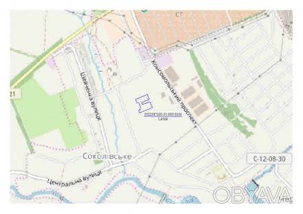 Продам земельные участки (приватизированные) - 6 участков = 4 гектара, (5 участк. Кропивницкий, Кировоградская область. фото 1