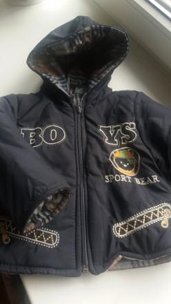 Куртка. Запорожье. фото 1