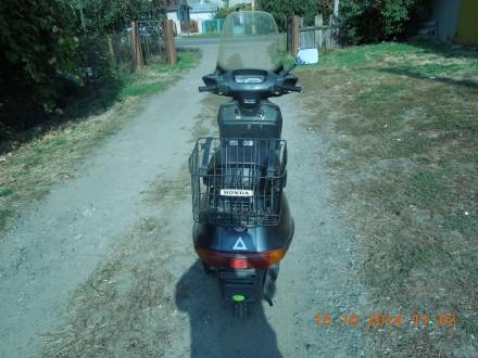 Продам макси-скутер HONDA SPACY 125. Чистый оригинал. 2-х местный, 4-х тактный, . Котовск, Одесская область. фото 3