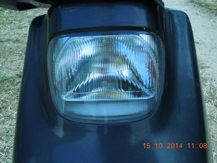 Продам макси-скутер HONDA SPACY 125. Чистый оригинал. 2-х местный, 4-х тактный, . Котовск, Одесская область. фото 9