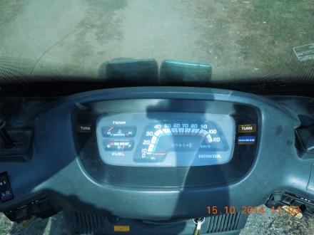 Продам макси-скутер HONDA SPACY 125. Чистый оригинал. 2-х местный, 4-х тактный, . Котовск, Одесская область. фото 5