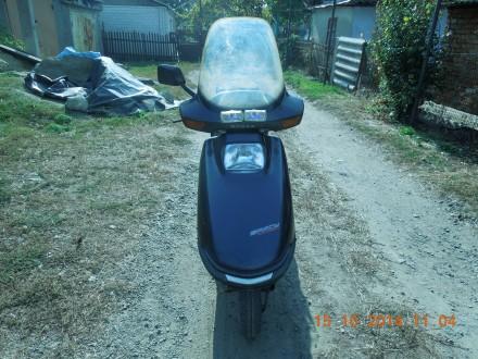 Продам макси-скутер HONDA SPACY 125. Чистый оригинал. 2-х местный, 4-х тактный, . Котовск, Одесская область. фото 6