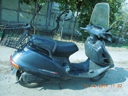 Продам макси-скутер HONDA SPACY 125. Чистый оригинал. 2-х местный, 4-х тактный, . Котовск, Одесская область. фото 1