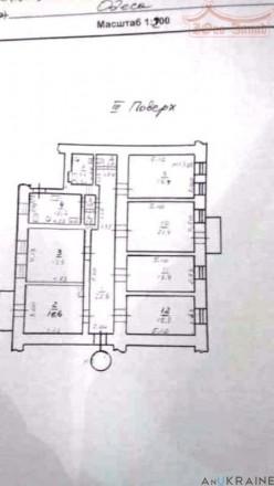 Купите! Просторная квартира в Приморском районе. Код 36502. Одесса. фото 1