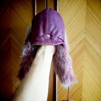 Очень теплая шапка из натурального меха песца, а также мягкая и легкая. Размер р. Полтава, Полтавская область. фото 4