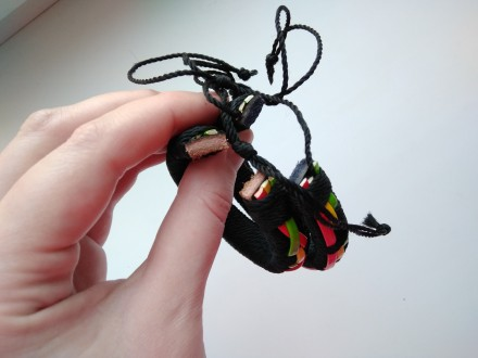 Оригинальные парные браслеты хендмейд.  Выполнены в одной технике, в одной цве. Кропивницкий, Кировоградская область. фото 4