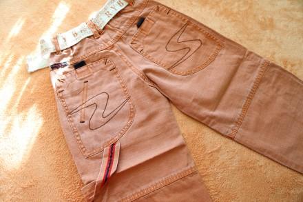 Продам стильные котоновые штаны на мальчика 3-4 года (р.104)  Новые, с биркой, . Днепр, Днепропетровская область. фото 3