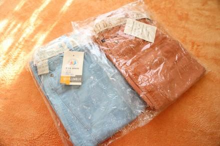 Продам стильные котоновые штаны на мальчика 3-4 года (р.104)  Новые, с биркой, . Днепр, Днепропетровская область. фото 2