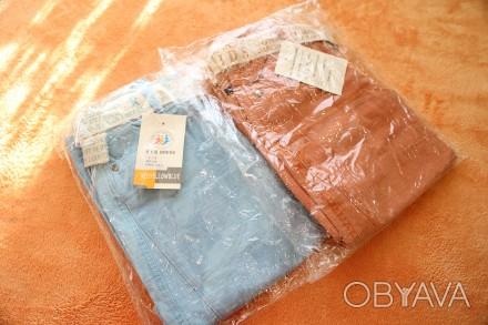 Продам стильные котоновые штаны на мальчика 3-4 года (р.104)  Новые, с биркой, . Днепр, Днепропетровская область. фото 1