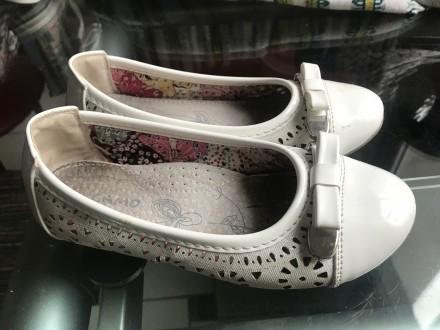 детские туфли,30 размер,стелька 18,5 см. Киев. фото 1