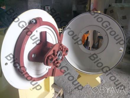 Плиты крепления роликов (ремонтные) ОГМ 1.5