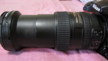 Объектив NIKON AF S NIKKOR 18-200mm 3,5-5,6 G ED VR(б/у, отл. сост., Таиланд) - . Сумы, Сумская область. фото 4
