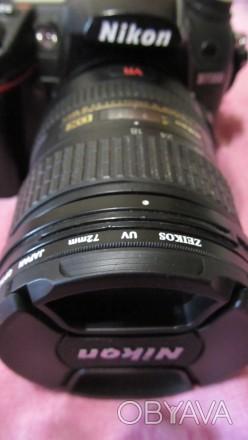 Объектив NIKON AF S NIKKOR 18-200mm 3,5-5,6 G ED VR(б/у, отл. сост., Таиланд) - . Сумы, Сумская область. фото 1
