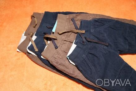 Продам штаны Lupilu (Германия) на малышей от 2 до 6 мес. (62-68 см). Подойдут ка. Днепр, Днепропетровская область. фото 1