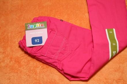 Штаны утепленные брюки Lupilu на девочку 15,-2 года, р.92. Днепр. фото 1