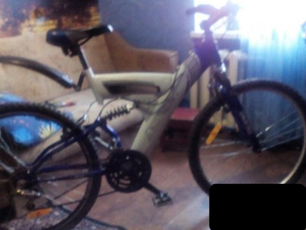 Велосипед Azimut sy-1 горный б/у из Германии. Константиновка. фото 1