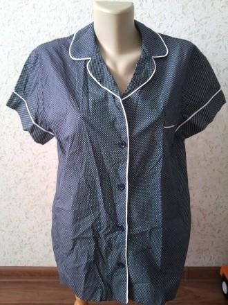 Продам новую хлопковую рубашку. Чернигов. фото 1