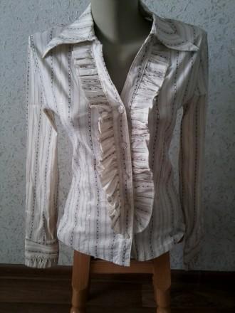 Продам приталённую рубашку. Чернигов. фото 1