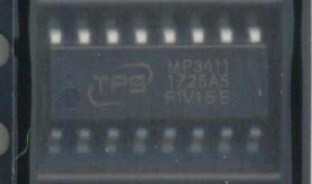 Параметры MP3411:  - Входное напряжение: 4.4-5.5в - Напряжение батареи: 2.9-4. Черноморск (Ильичевск), Одесская область. фото 2