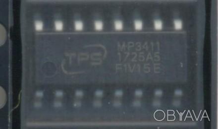 Параметры MP3411:  - Входное напряжение: 4.4-5.5в - Напряжение батареи: 2.9-4. Черноморск (Ильичевск), Одесская область. фото 1