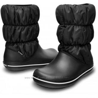 Сапоги Крокс, crocs Womens Winter Puff Boot,   размер                 Синие . Ивано-Франковск, Ивано-Франковская область. фото 3