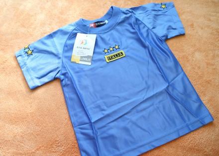 Продам футболку для футбола на мальчика 3-4 года р. 104 R. Y. B. Dress. Днепр. фото 1