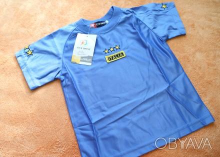 Продам футболку на мальчика 3-4 года (р. 104)    Бренд R. Y. B. Dress.  Идеаль. Днепр, Днепропетровская область. фото 1