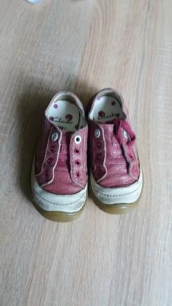 Туфли детскиеclarks кожа стелька 15. Днепр. фото 1