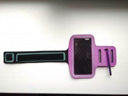 Чехол для смартфона на руку 5
