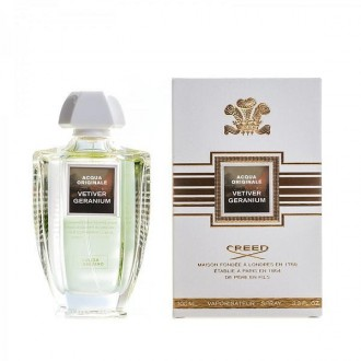 Creed Acqua Originale Vetiver Geranium парфюмированная вода 100 ml. Крид. Київ. фото 1