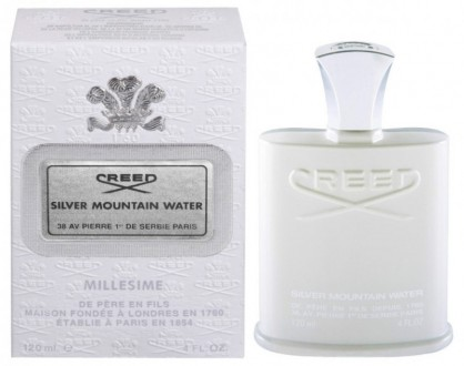 Creed Silver Mountain Water туалетная вода 120 ml. (Крид Сильвер Маунтин Вотер). Киев. фото 1
