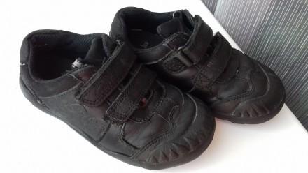 Зручні фірмові черевички Clarks, 8H р. 16 см. Ивано-Франковск. фото 1