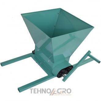 Дробилка виноградная одесса вибрационное оборудование в Новосибирск