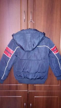 Куртка зимова. Нова.6—8 років. Тернополь. фото 1