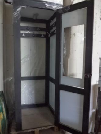Гардеробная - телефонная будка б/у. Киев. фото 1