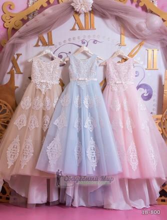 Продажа нарядных детских платьев. Чернигов. фото 1