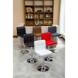 Барный стул HY-356-3 станет ярким элементом кухни в стиле лофт и хай-тек. Креати. Киев, Киевская область. фото 8