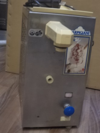 Аппарат для изготовления сливок. Киев. фото 1