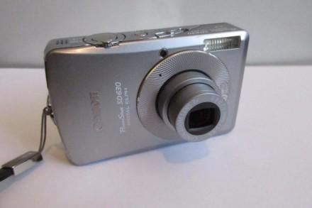 Фотоаппарат Canon PowerShot SD630. Николаев. фото 1