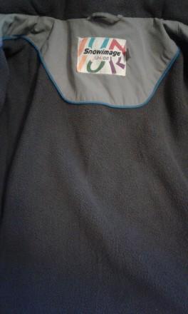 Продам зимнюю курточку на мальчика фирмы Snowimage в идеальном состоянии (вид но. Чернигов, Черниговская область. фото 3